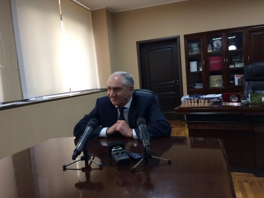 Валерий Бганба: до выборов исполнять обязанности президента будет Рауль Хаджимба