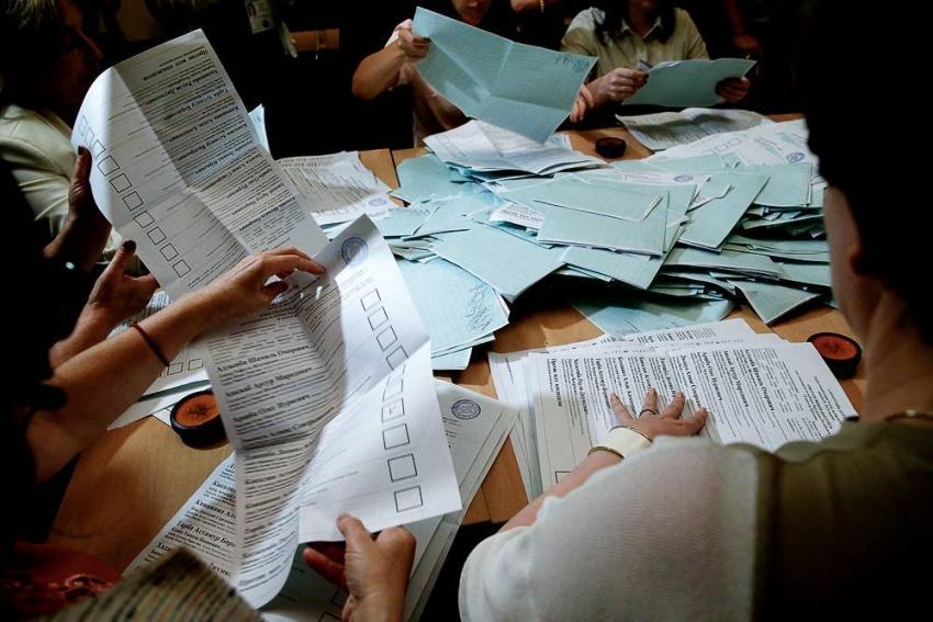 22 марта пройдут повторные выборы президента Абхазии